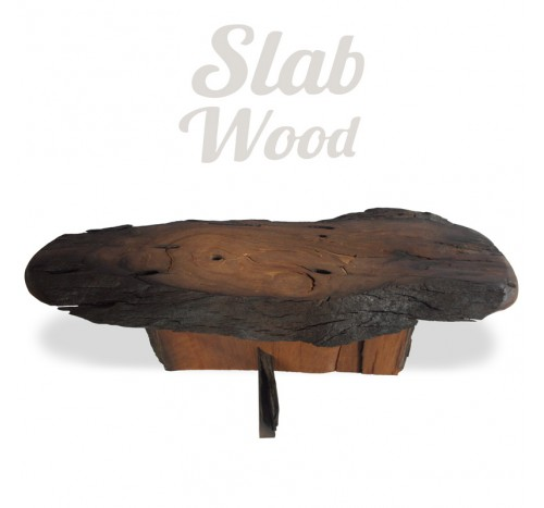 Bog Oak Coffee Table №125