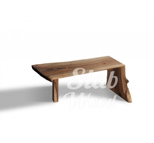 Eco-style Walnut Coffee Table №26