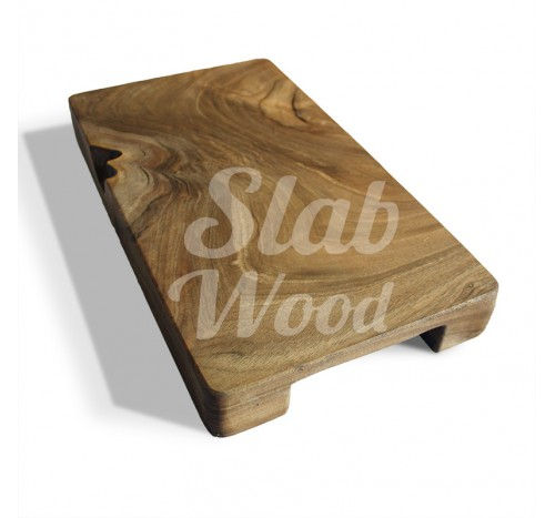 Walnut Slab Cutting Board №1