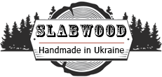 SlabWood Ukrainian producer of solid oak furniture from slabs